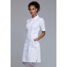 Женский медицинский халат-платье Cherokee Workwear 4501