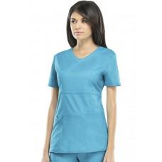 Женский медицинский топ Cherokеe Workwear Core Stretch 24703