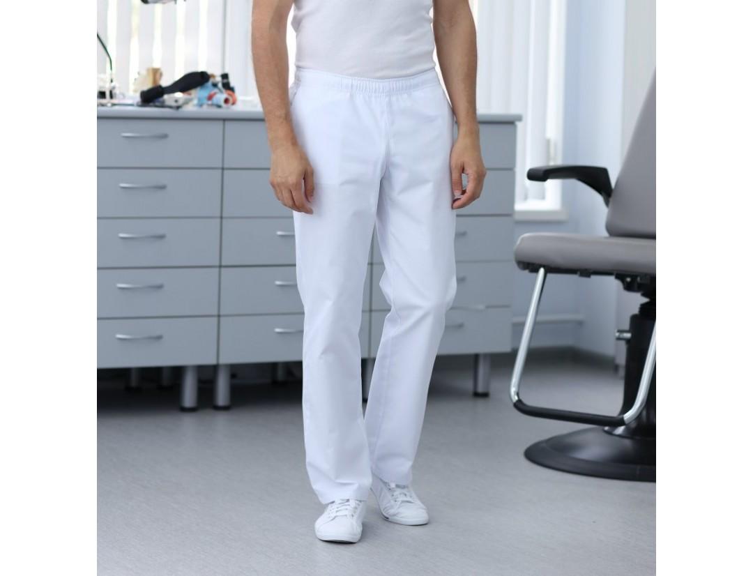 Мужские медицинские брюки классические (AYMAN 195) 38
