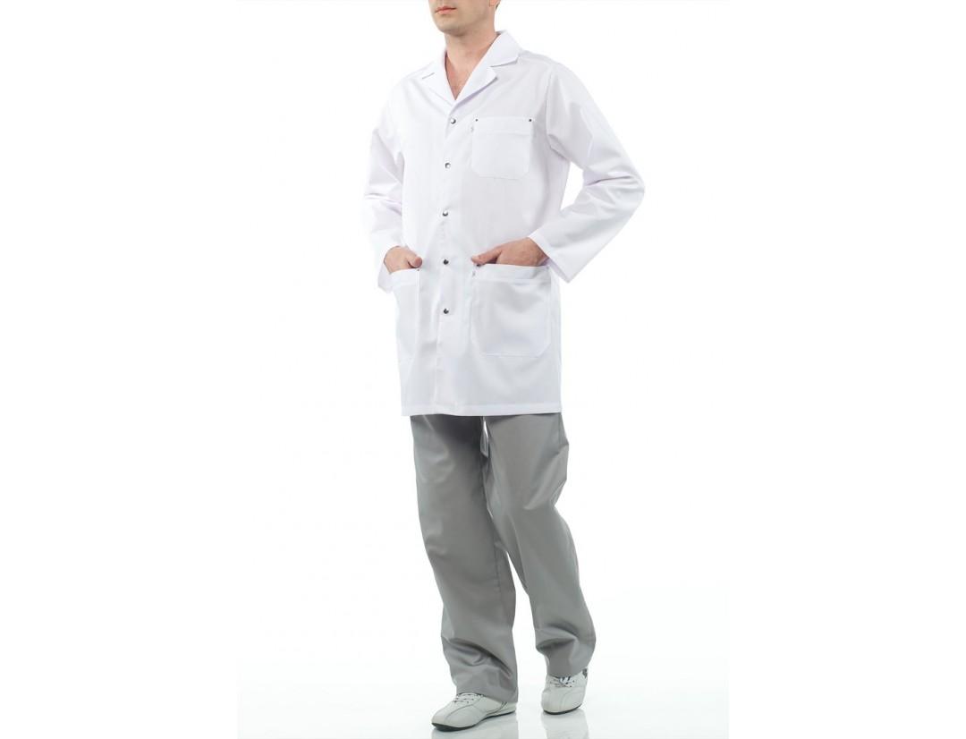 Мужской медицинский халат Cameo (Сатори) 1-729 D