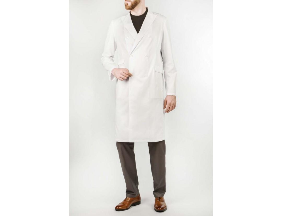Мужской медицинский халат Cameo (Сатори Ультра) 1-1 150 D