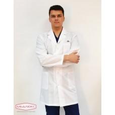 Мужской медицинский халат Модный Доктор (MILANO) 2970-М/у