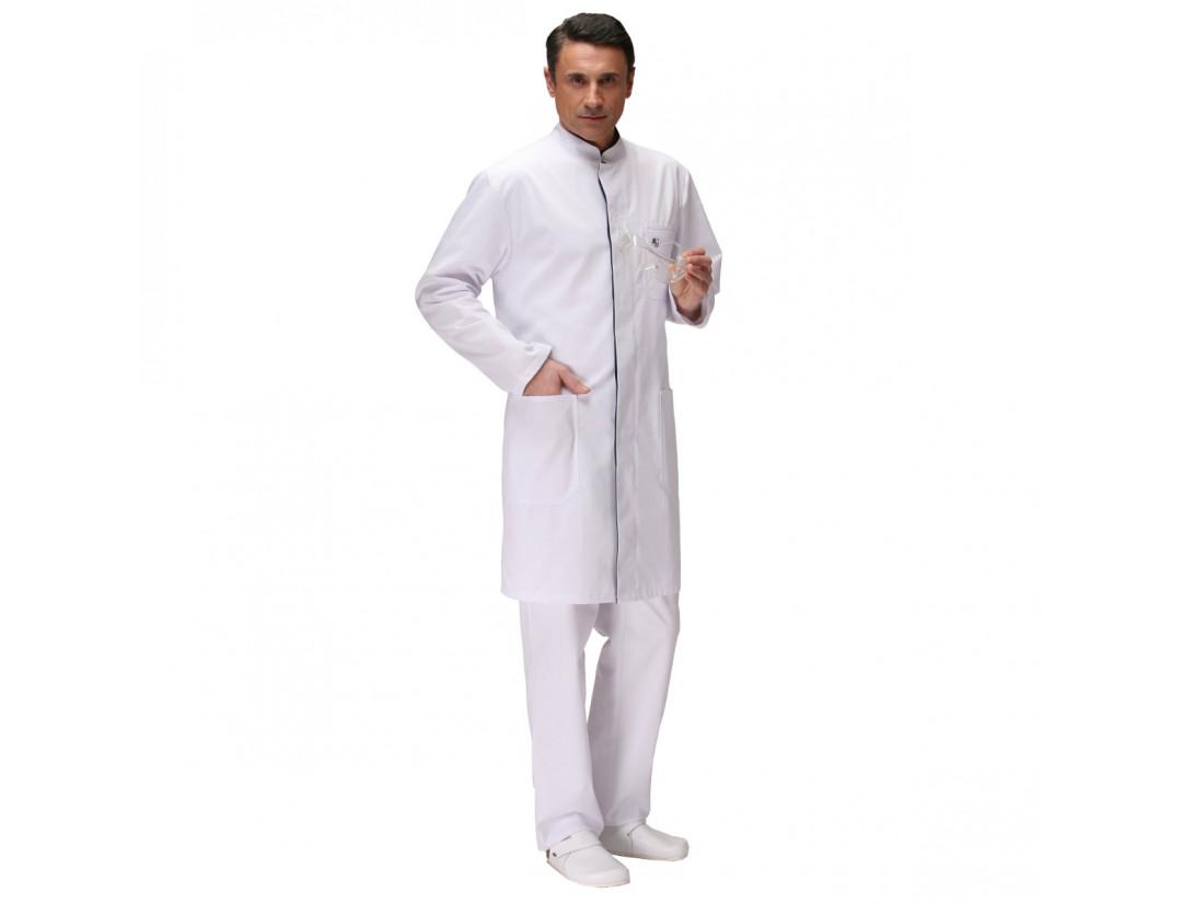 Мужской медицинский халат Модный Доктор (VOGUE) 1590у-М