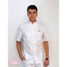 Мужской медицинский блузон Модный Доктор (VOGUE) 2911б-М