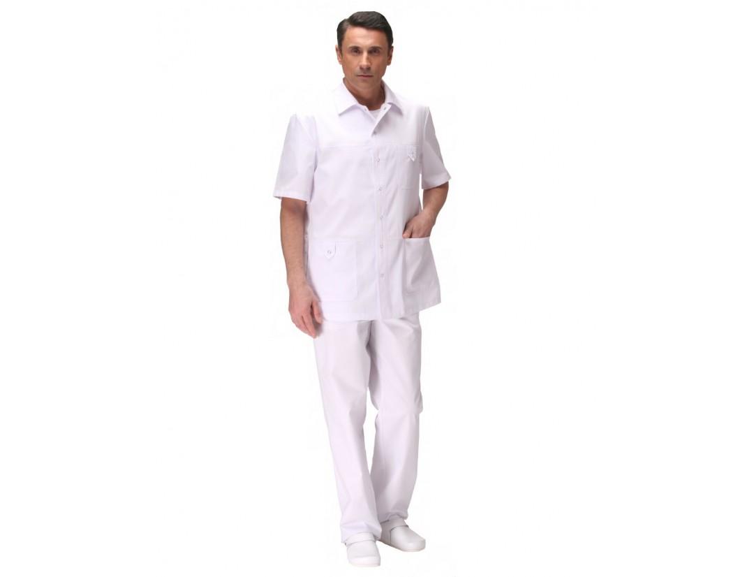 Мужской медицинский блузон Модный Доктор (Vogue) 2771б-М