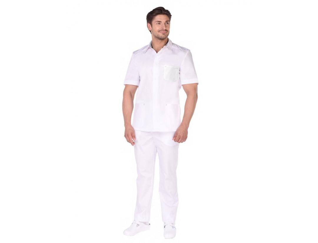 Мужской медицинский блузон Модный Доктор (VOGUE) 3221б-М