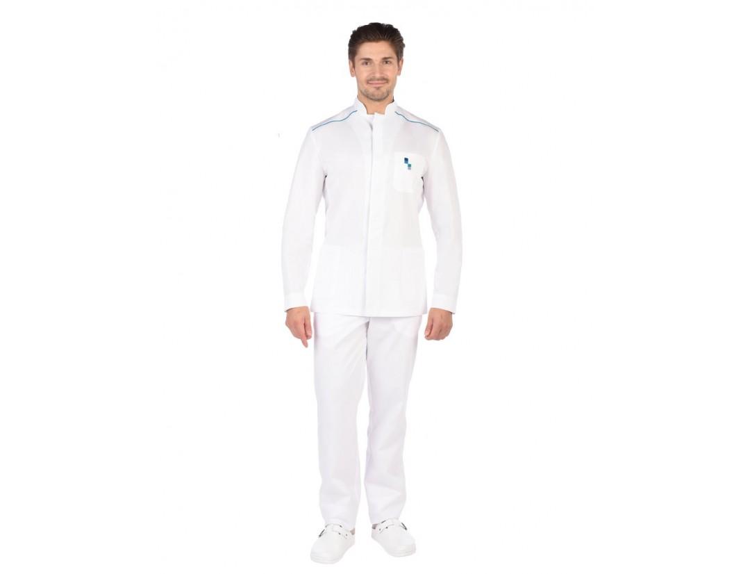 Мужской медицинский блузон Модный Доктор (VOGUE) 3240 A/1б