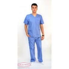 Мужской медицинский топ Cherokee Workwear 4725