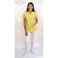Женские медицинские брюки Cameo (Сатори Твилл) 5-1 024