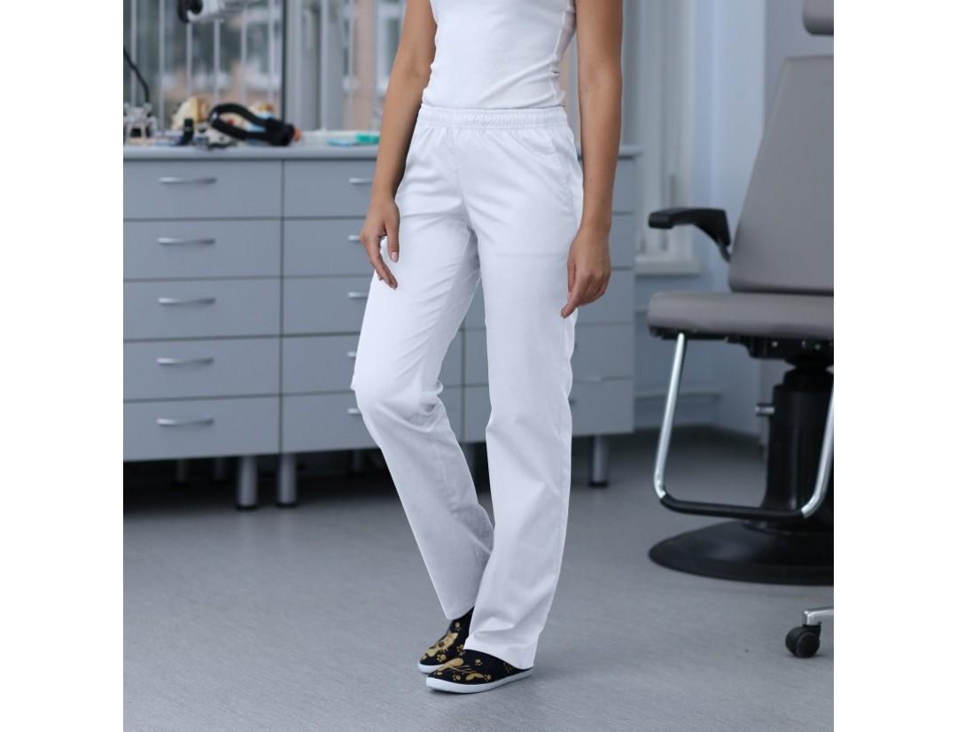 Женские медицинские брюки классические Унисекс (FLEXIMED) 38