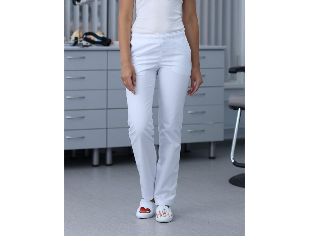 Женские медицинские брюки классические (AYMAN 195) 38-20