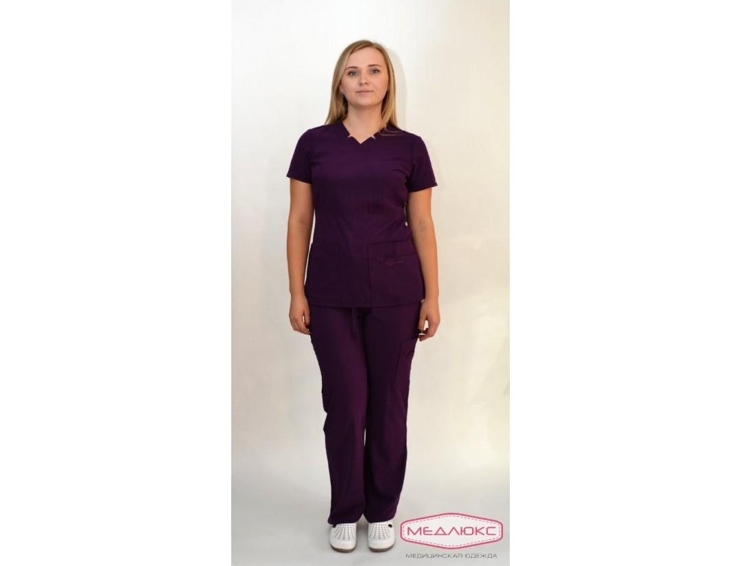 Женские медицинские брюки Sapphire 100A-SA