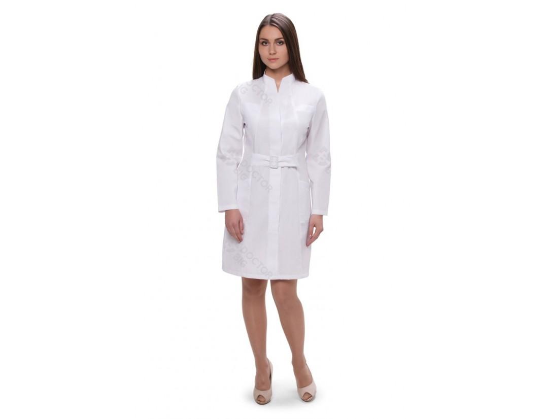 Женский медицинский халат Doctor Big (Satory) 201