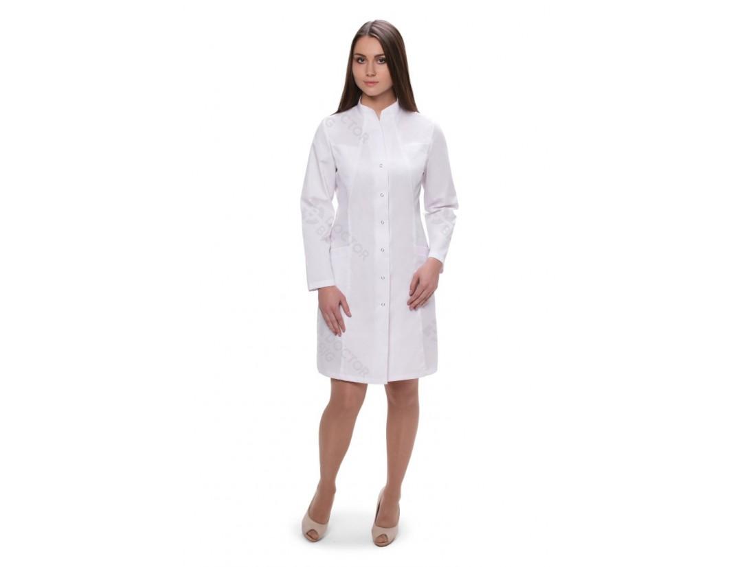 Женский медицинский халат Doctor Big (Satory Lite) 202