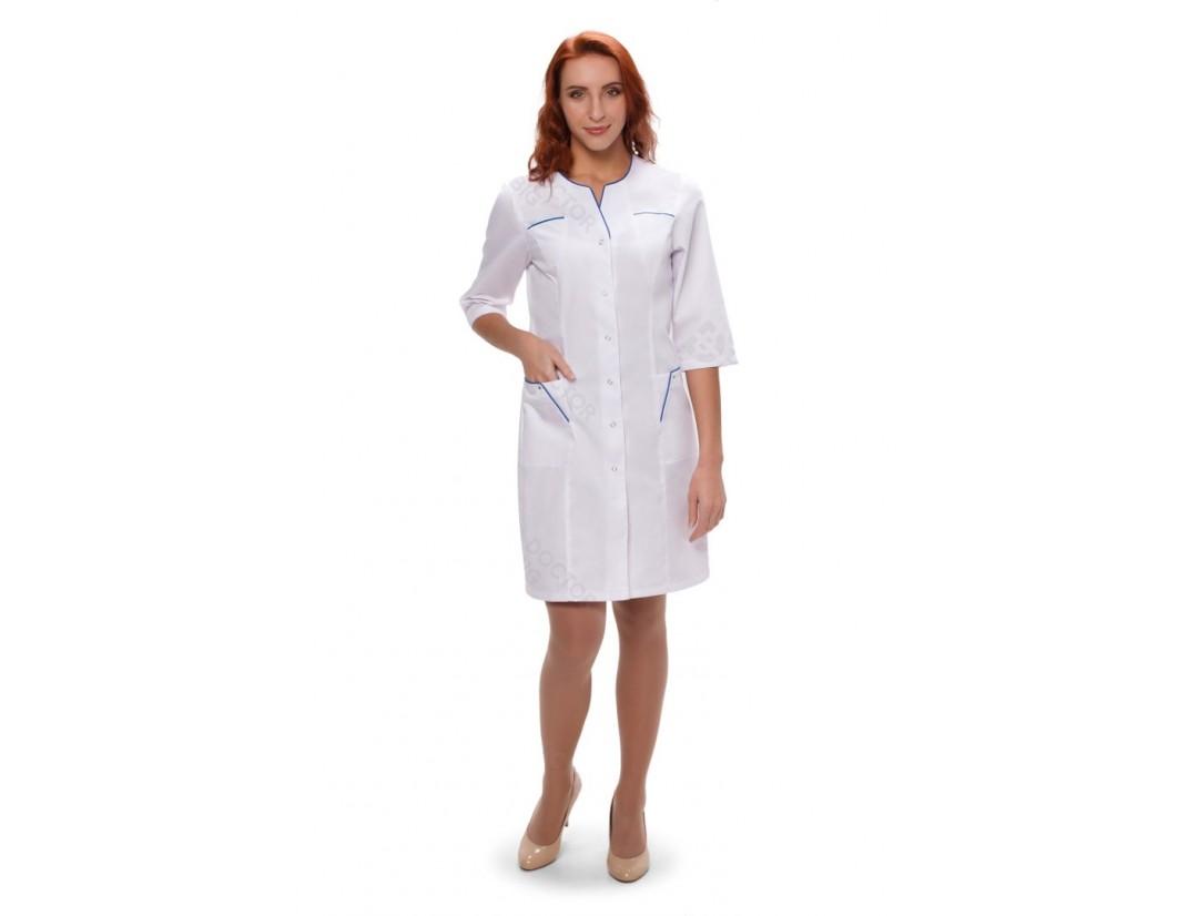 Женский медицинский халат Doctor Big (Satory) 242