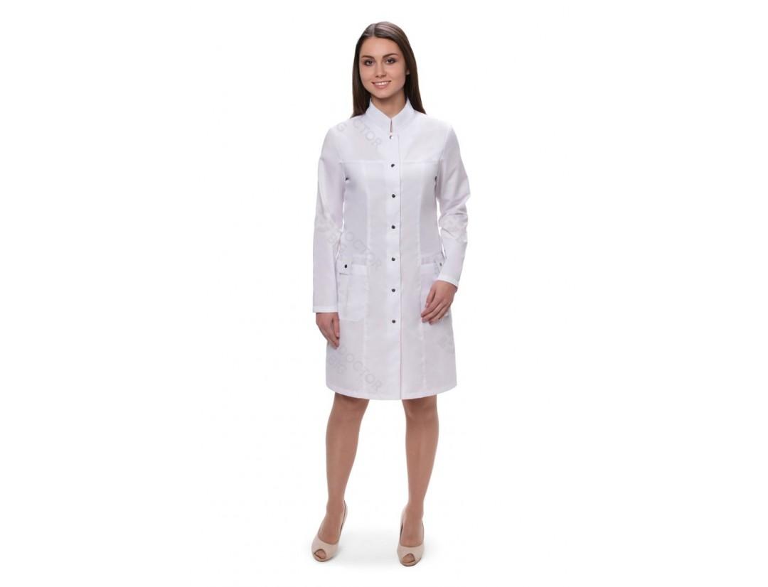 Женский медицинский халат Doctor Big (Satory) 248