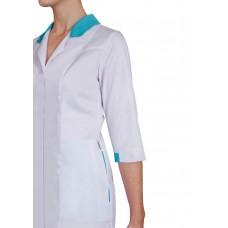 Женский медицинский халат Doctor Big (Satory) 251