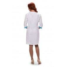 Женский медицинский халат Doctor Big (Satory) 252