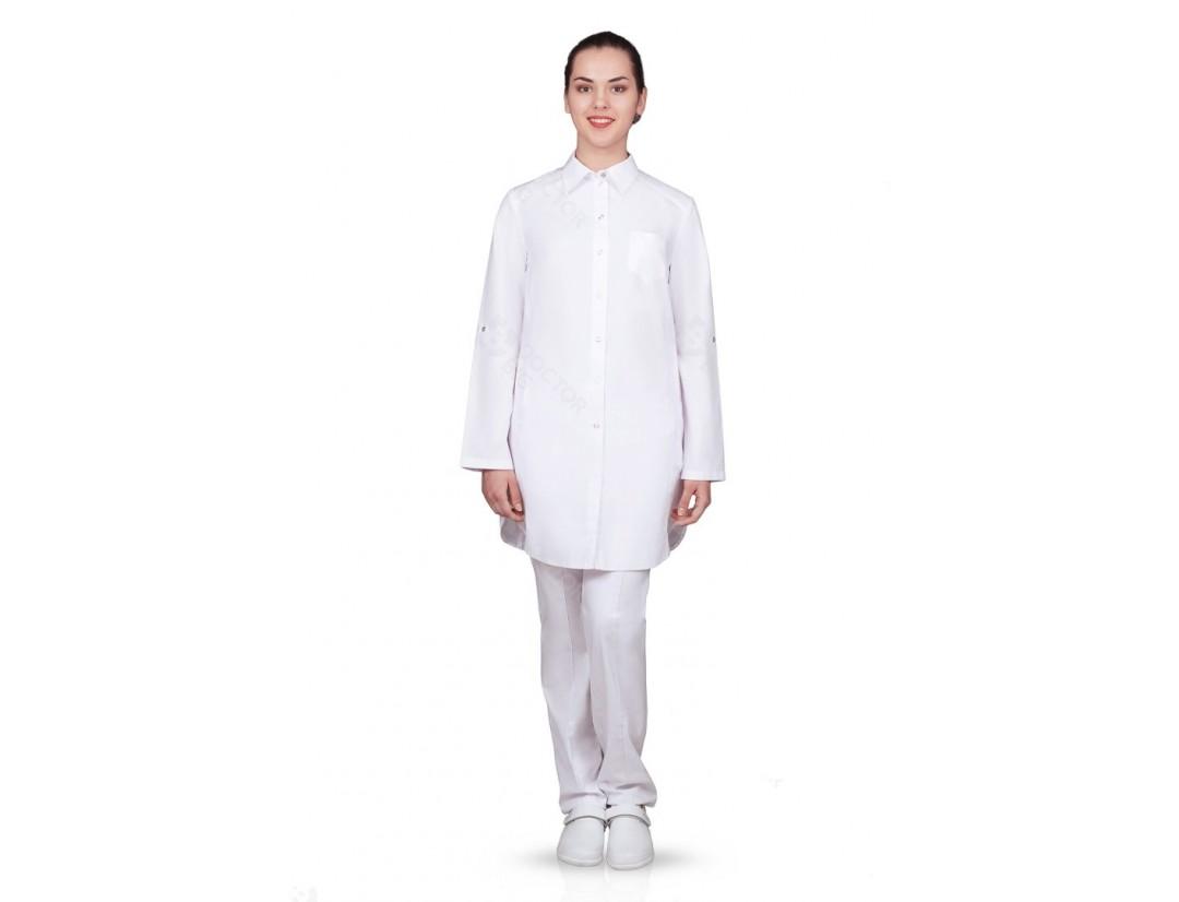 Женский медицинский халат Doctor Big (Satory) 256