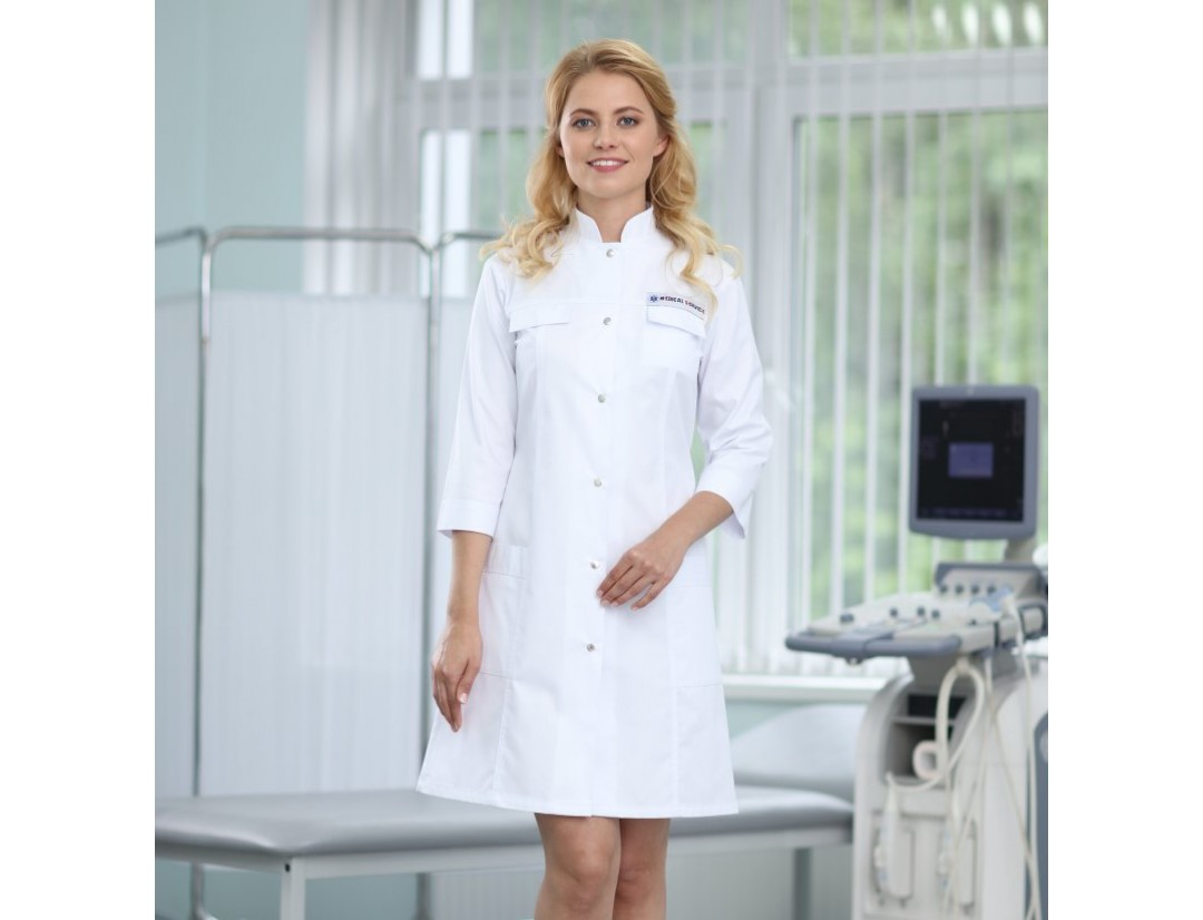 Женский медицинский халат Medical Service (AYMAN 195) 20