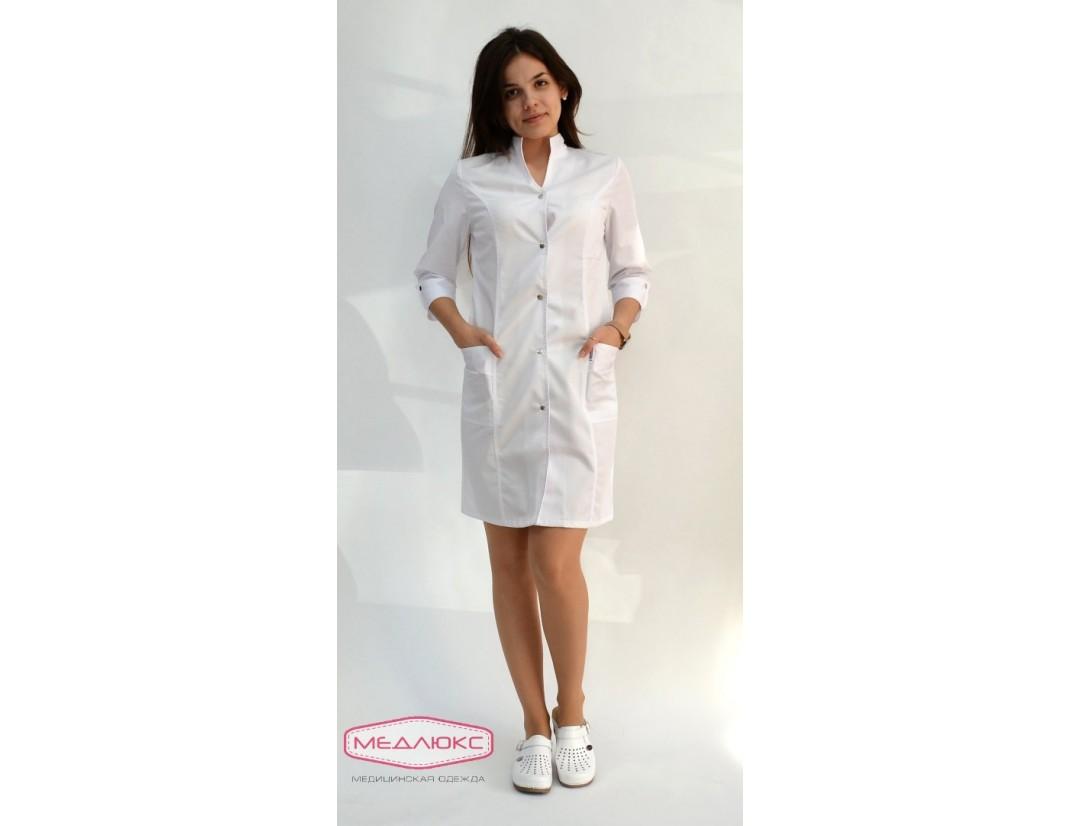 Женский медицинский халат Medical Service (AYMAN 195) 76-1