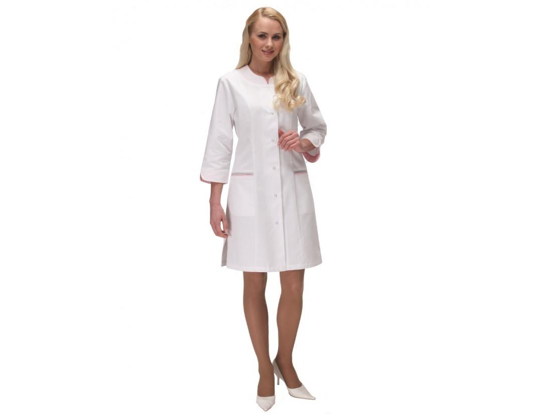 Женский медицинский халат Модный Доктор (VOGUE) 1082А/1у-М