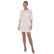 Женский медицинский халат Модный Доктор (VOGUE) 5204Am-M