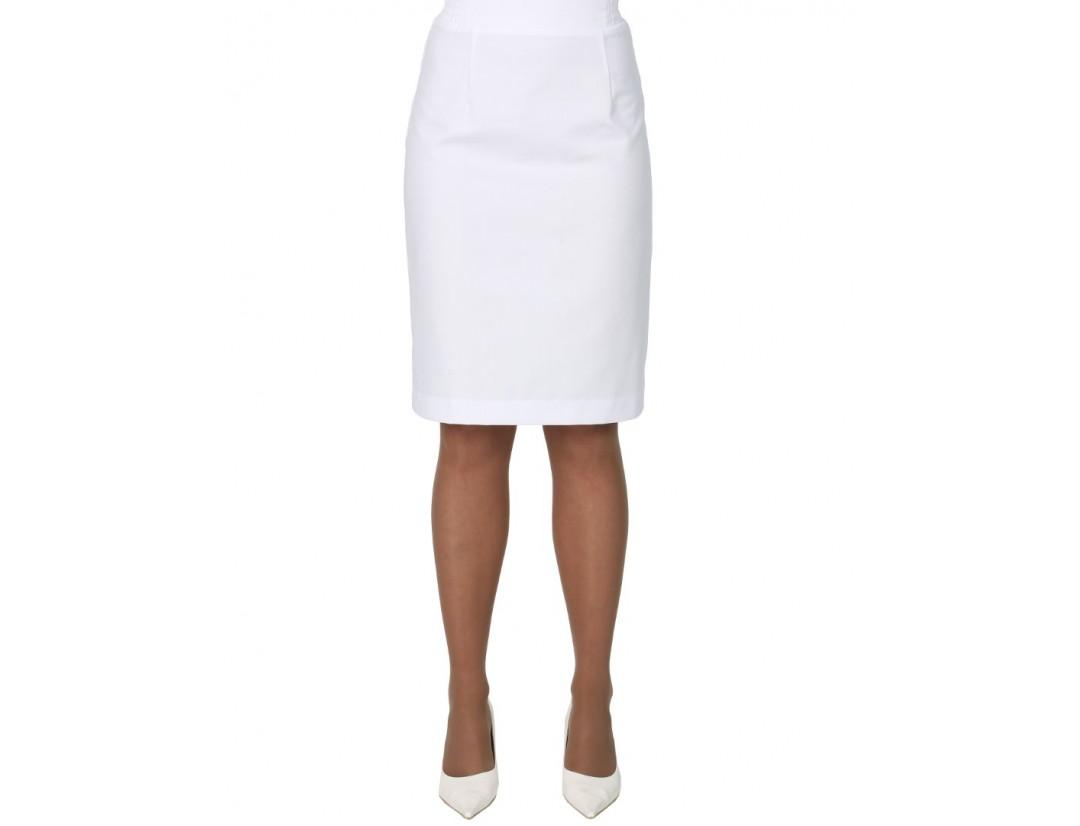 Женская медицинская юбка Модный Доктор (MILANО) 7006ю-M