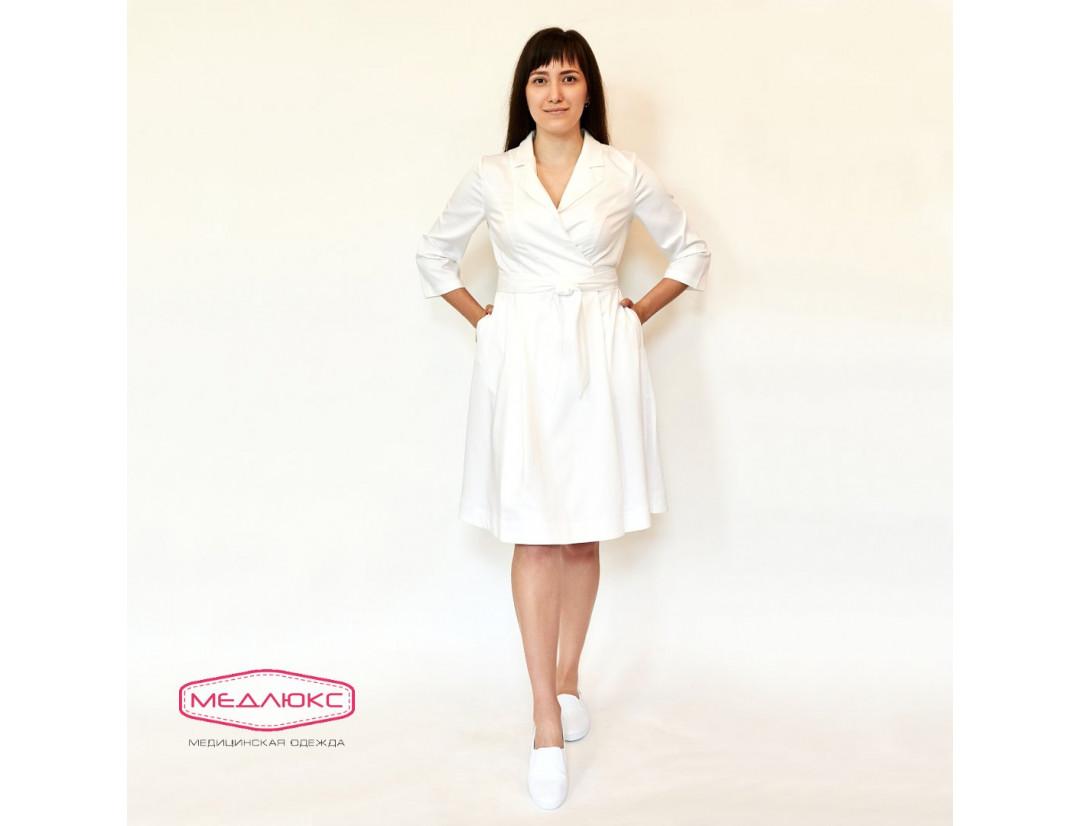 Женское медицинское платье Dr Super Diana
