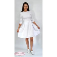 Женское медицинское платье Dr Super Happy