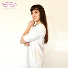 Женское медицинское платье Dr Super Helen