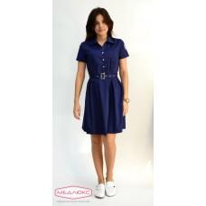 Женское медицинское платье Medical Service (FLEXIMED) с пряжкой 1003