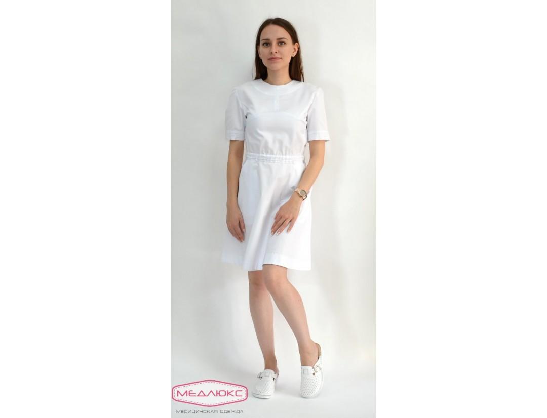 Женское медицинское платье Pill Bird 012PBw