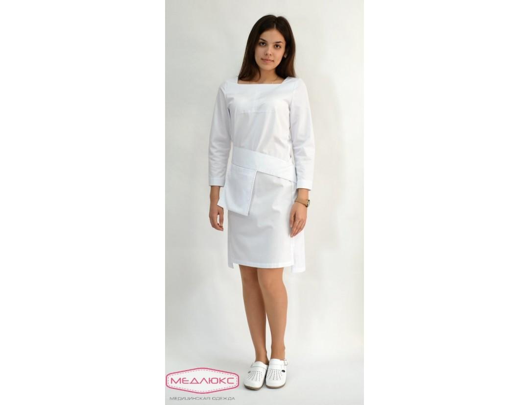 Женское медицинское платье Pill Bird 026PBw