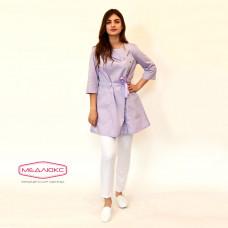 Женская медицинская рубашка Viola 0315V