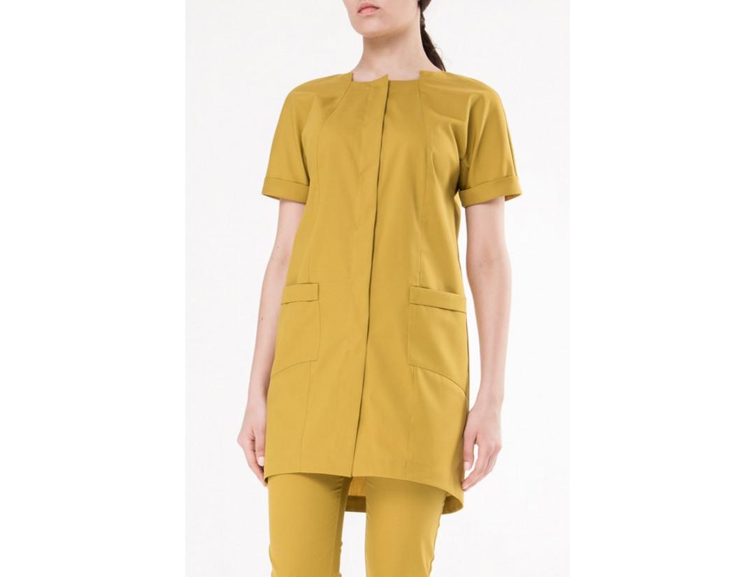 Женская медицинская блуза Cameo (Экстрафлекс SL) 8-1 079 К