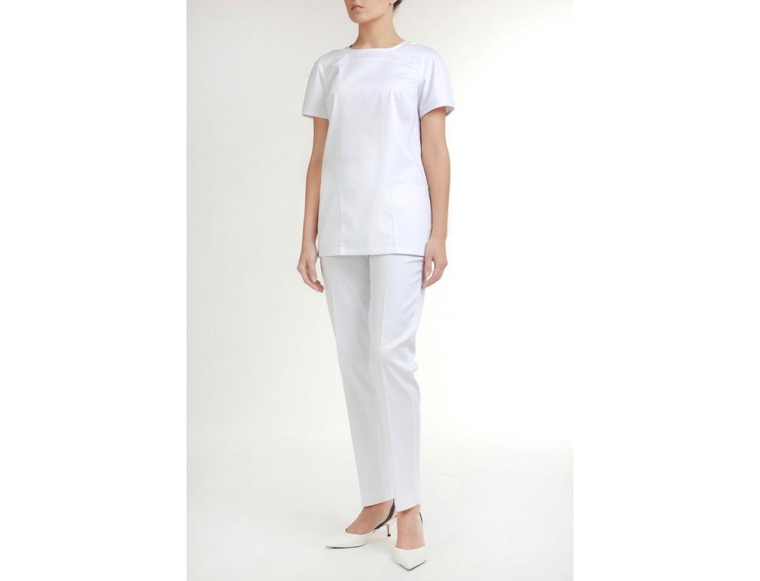 Женская медицинская блуза Cameo (Супер Лайкра) 8-1 128 К