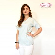 Женская медицинская блуза Dr Super Sun