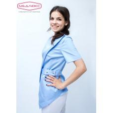 Женская медицинская блуза 4102М