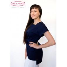 Женская медицинская блуза 413М
