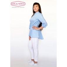 Женская медицинская блуза 422М