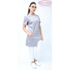 Женская медицинская блуза 493М