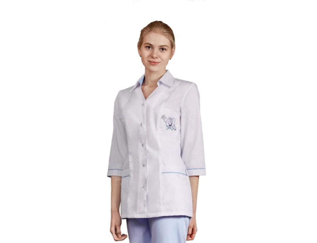 Женский медицинский блузон Doctor Big (Satory) 325