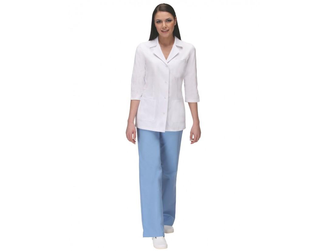 Женский медицинский блузон Модный Доктор (VOGUE) 542б-M