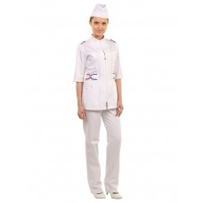 Женский медицинский блузон Модный Доктор (Vogue) 5894A-М/1Zб